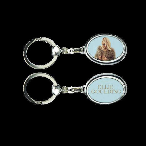Buy Online Ellie Goulding - Delirium Keyring