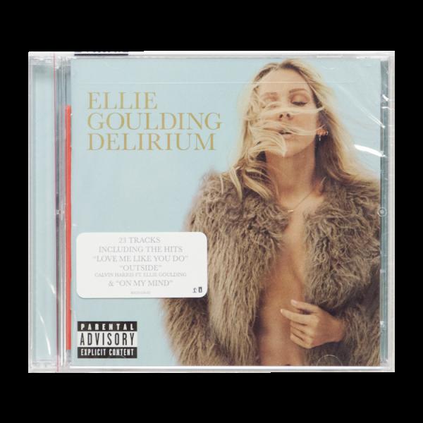 Buy Online Ellie Goulding - Delirium Deluxe CD