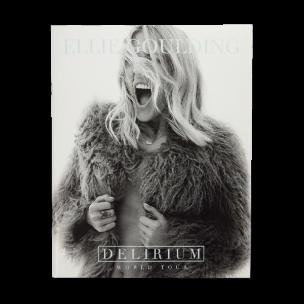 Buy Online Ellie Goulding - Delirium Tour Programme