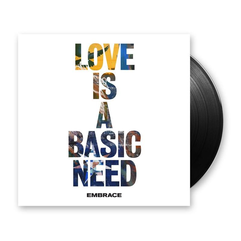 Buy Online Embrace - Love Is A Basic Need Vinyl