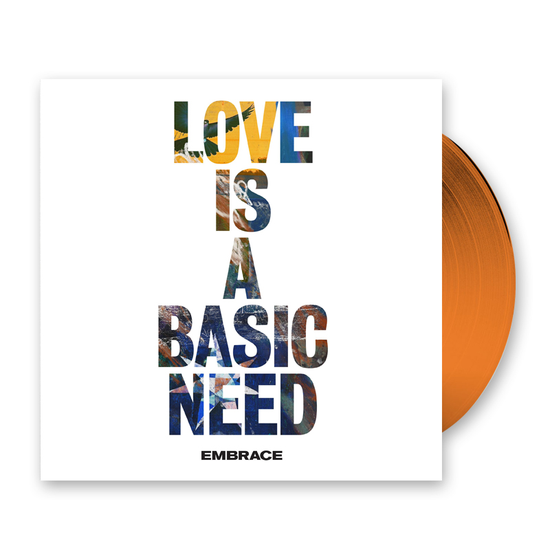 Buy Online Embrace - Love Is A Basic Need
