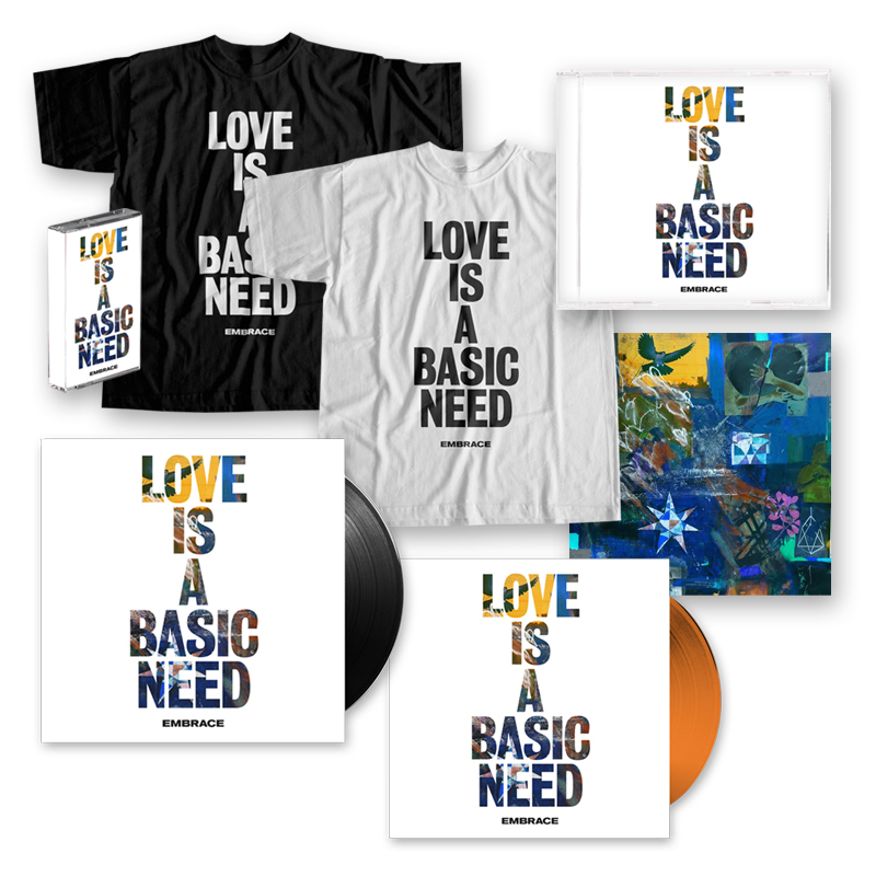 Buy Online Embrace - Love Is A Basic Need Super Deluxe Bundle