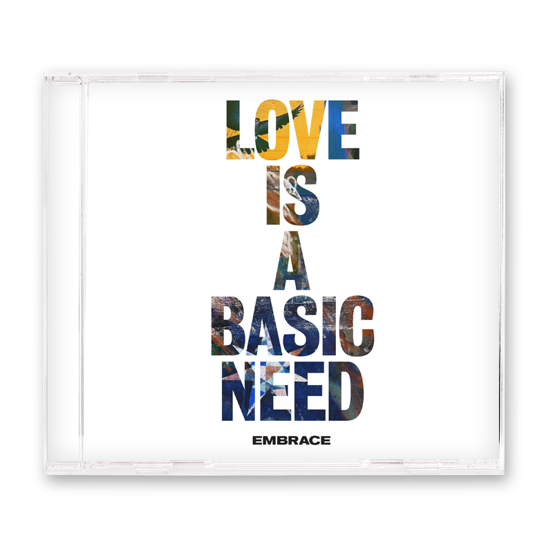 Buy Online Embrace - Love Is A Basic Need CD Album (Free UK Postage)