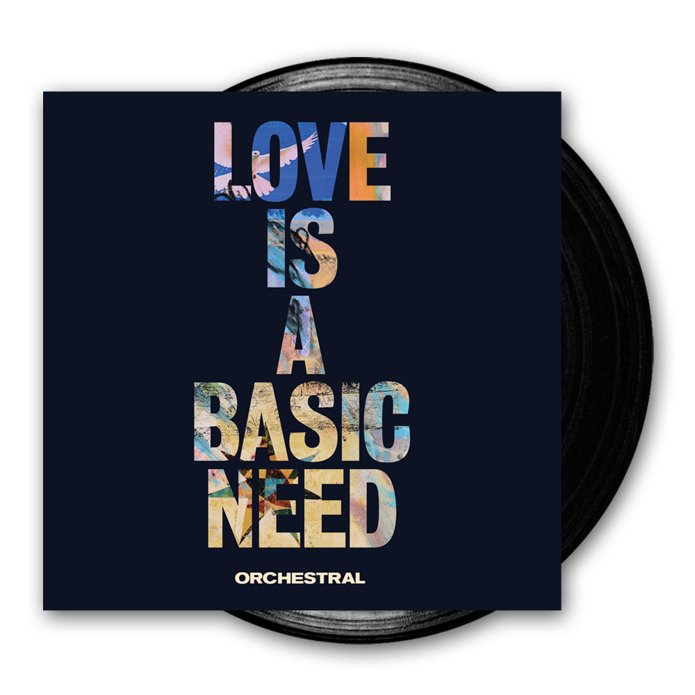 Buy Online Embrace - Love Is A Basic Need: Orchestral