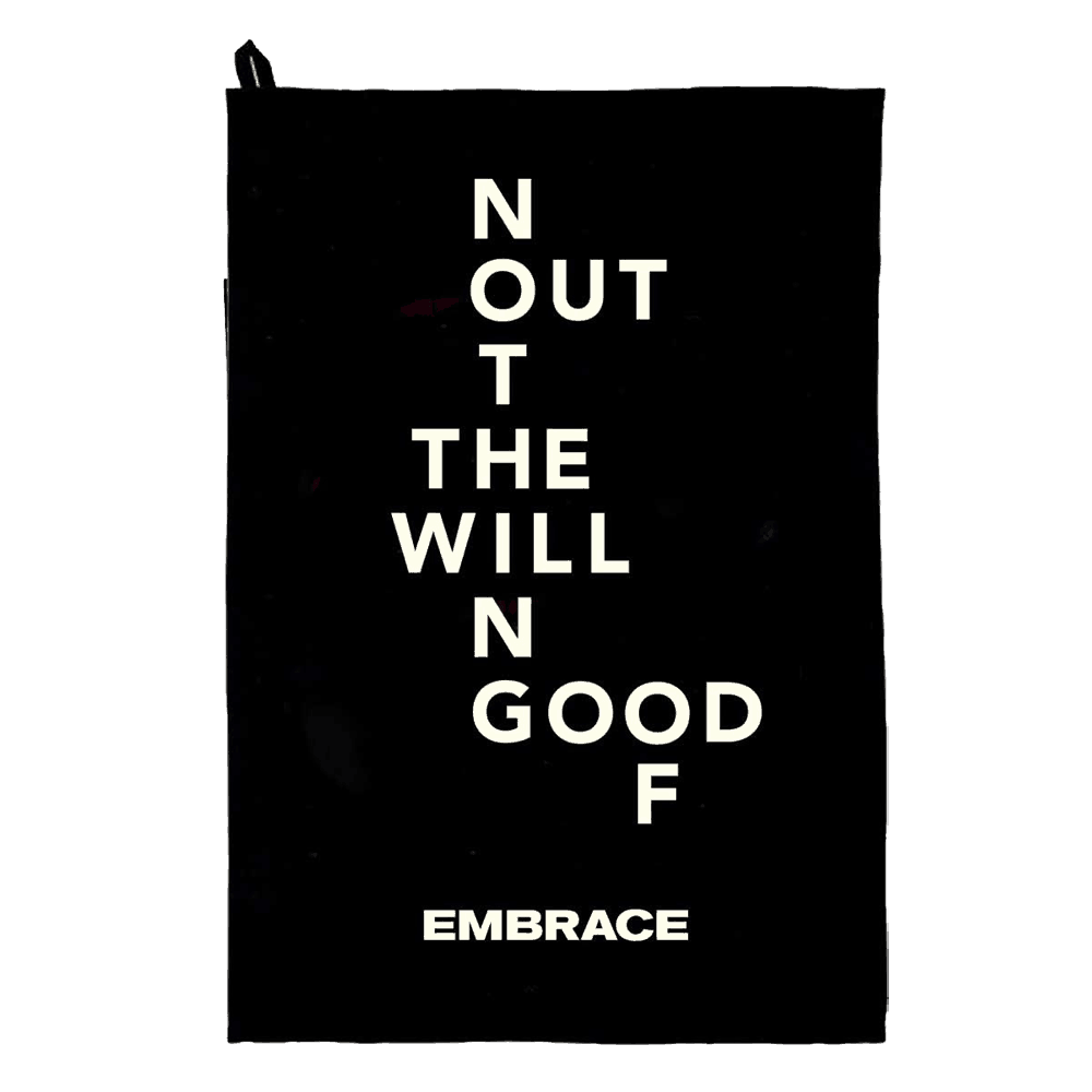 Buy Online Embrace - The Good will Out / Out Of Nothing Tea Towel