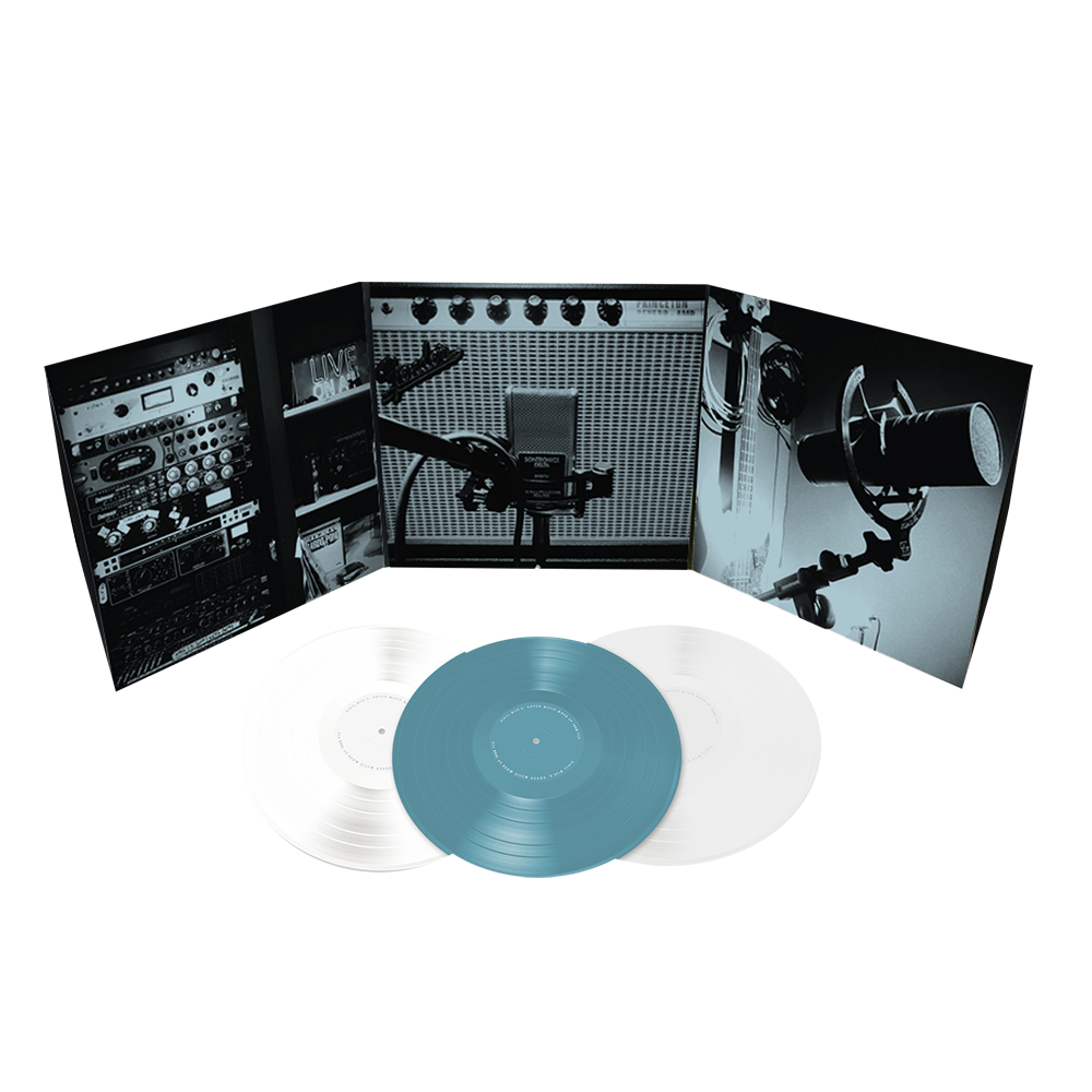 Buy Online Embrace -  Best Of Live From The Cellar Of Dreams Triple Coloured Vinyl (Signed)