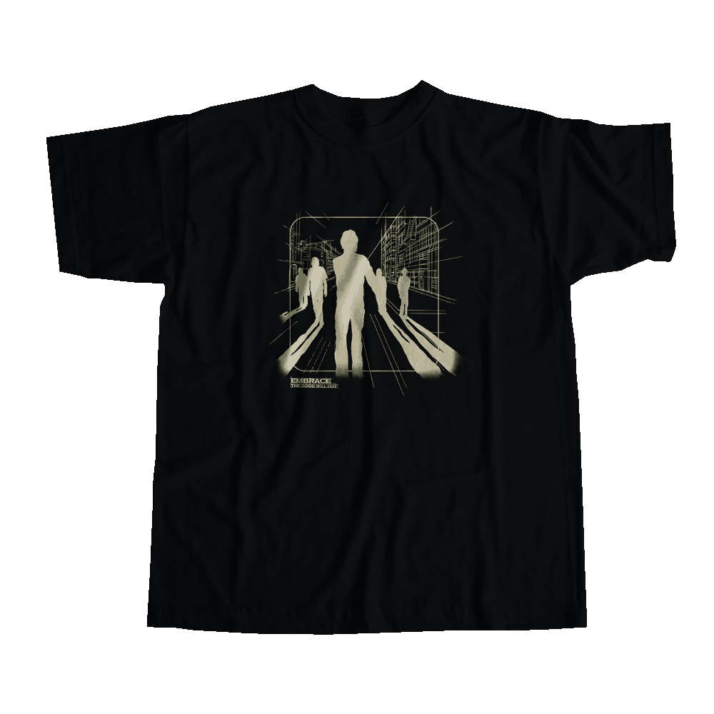 Buy Online Embrace - Halifax Piece Hall Black T-Shirt