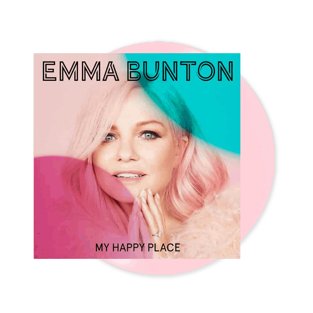 Buy Online Emma Bunton - My Happy Place Pink