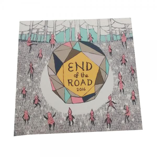 Buy Online End Of The Road Festival - 2016 Programme