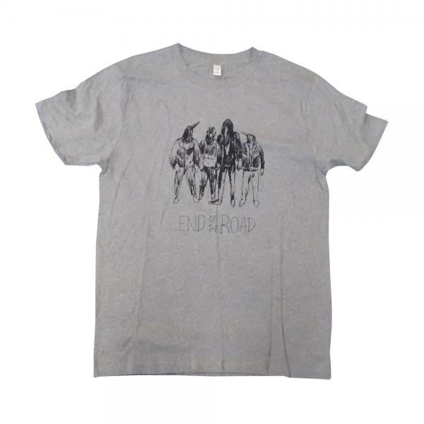 Buy Online End Of The Road Festival - 2016 Grey Ramones T-Shirt