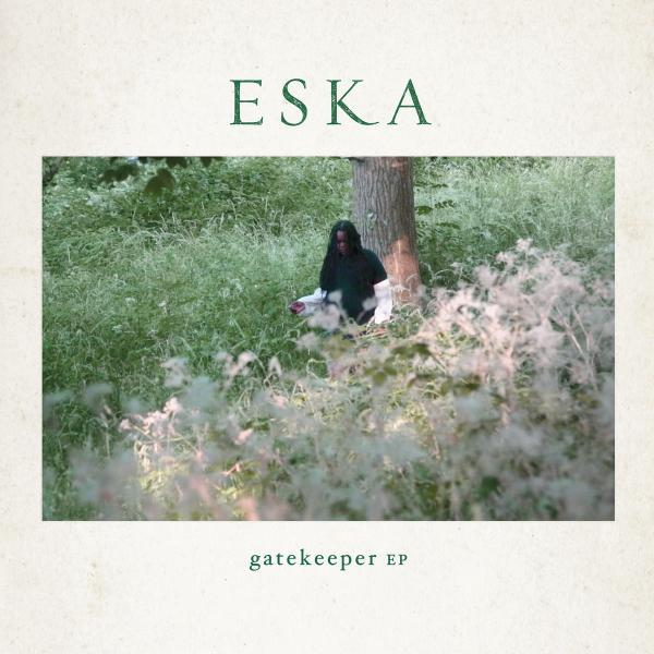 Buy Online Eska - Gatekeeper EP CD (Signed)
