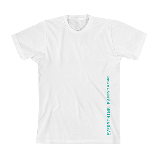 Buy Online Everything Everything - Side Logo T-Shirt