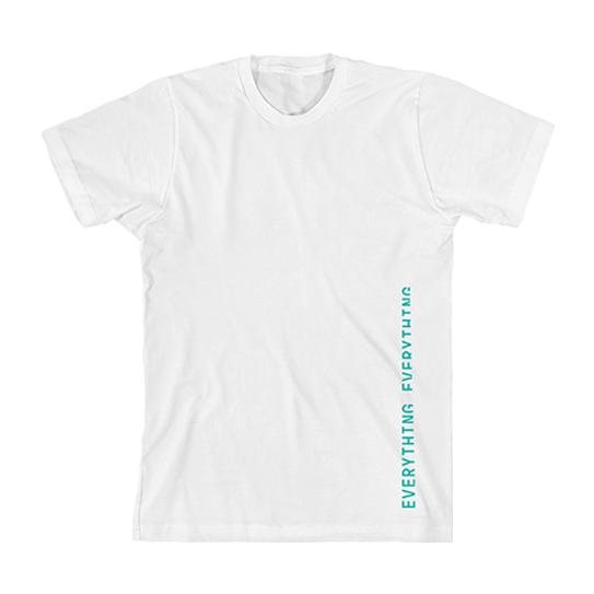 Buy Online Everything Everything - Side Logo T-Shirt