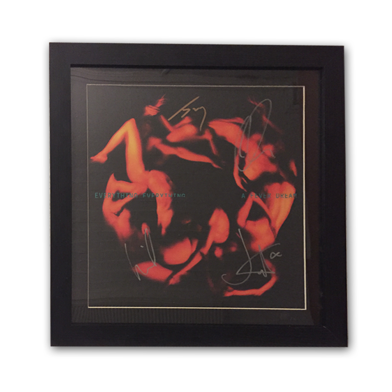 Buy Online Everything Everything - Framed Signed Artwork