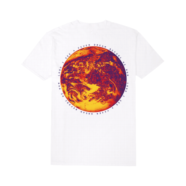 Buy Online Everything Everything - Red Planet T-Shirt