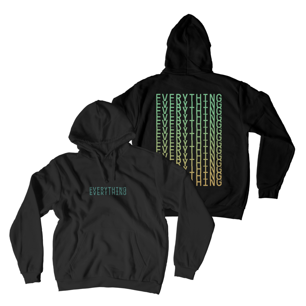 Buy Online Everything Everything - Stacked Hoody