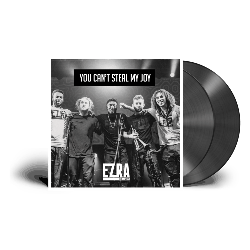 Buy Online Ezra Collective - You Can't Steal My Joy Double Vinyl