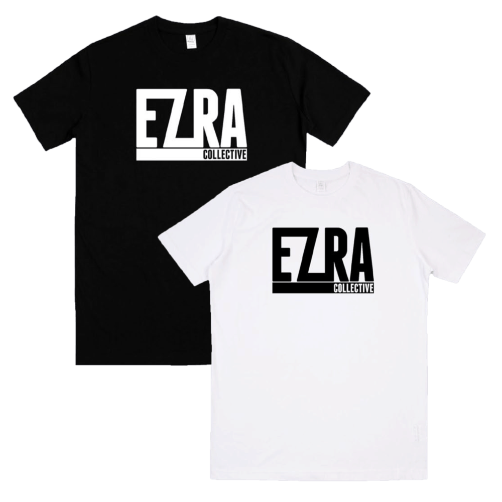 Buy Online Ezra Collective - EZ T-Shirt