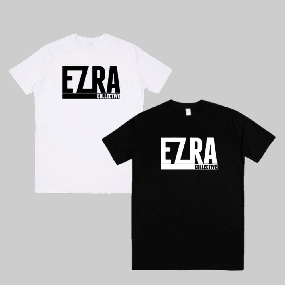 Buy Online Ezra Collective - Limited Edition Ezra Collective US Tour T-Shirt