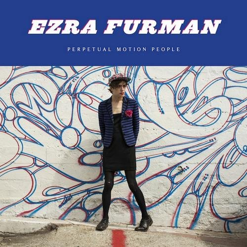 Buy Online Ezra Furman - Perpetual Motion People LP (Limited Edition Blue Vinyl)