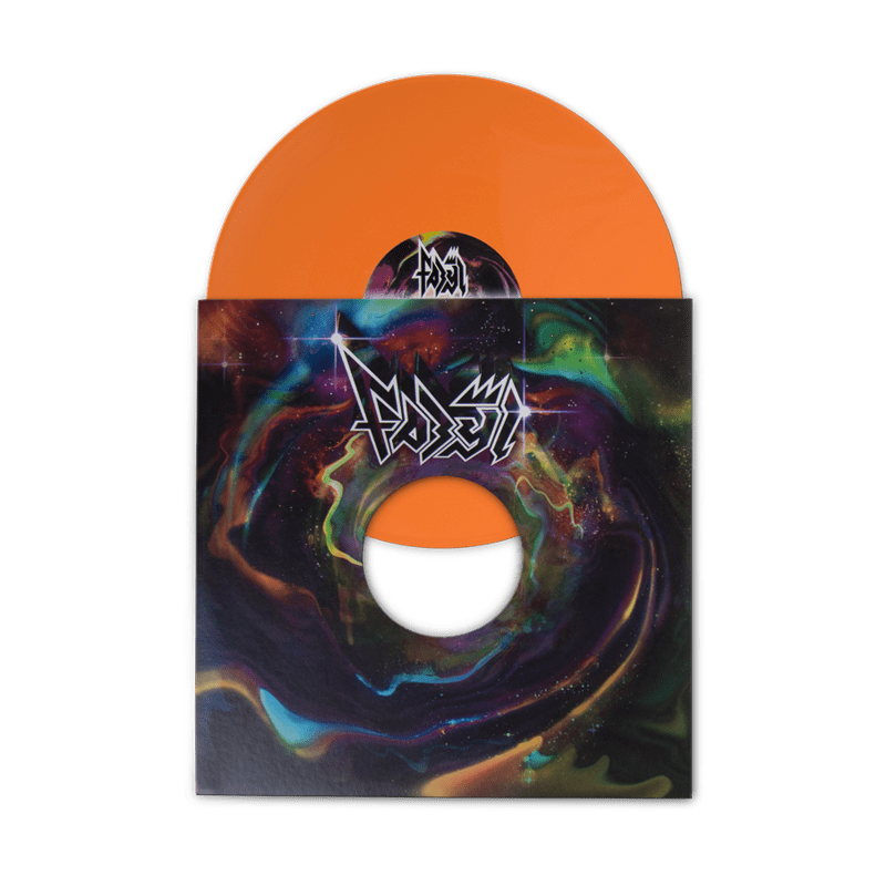 Buy Online Nick Faber - What Happened Yesterday Orange Vinyl
