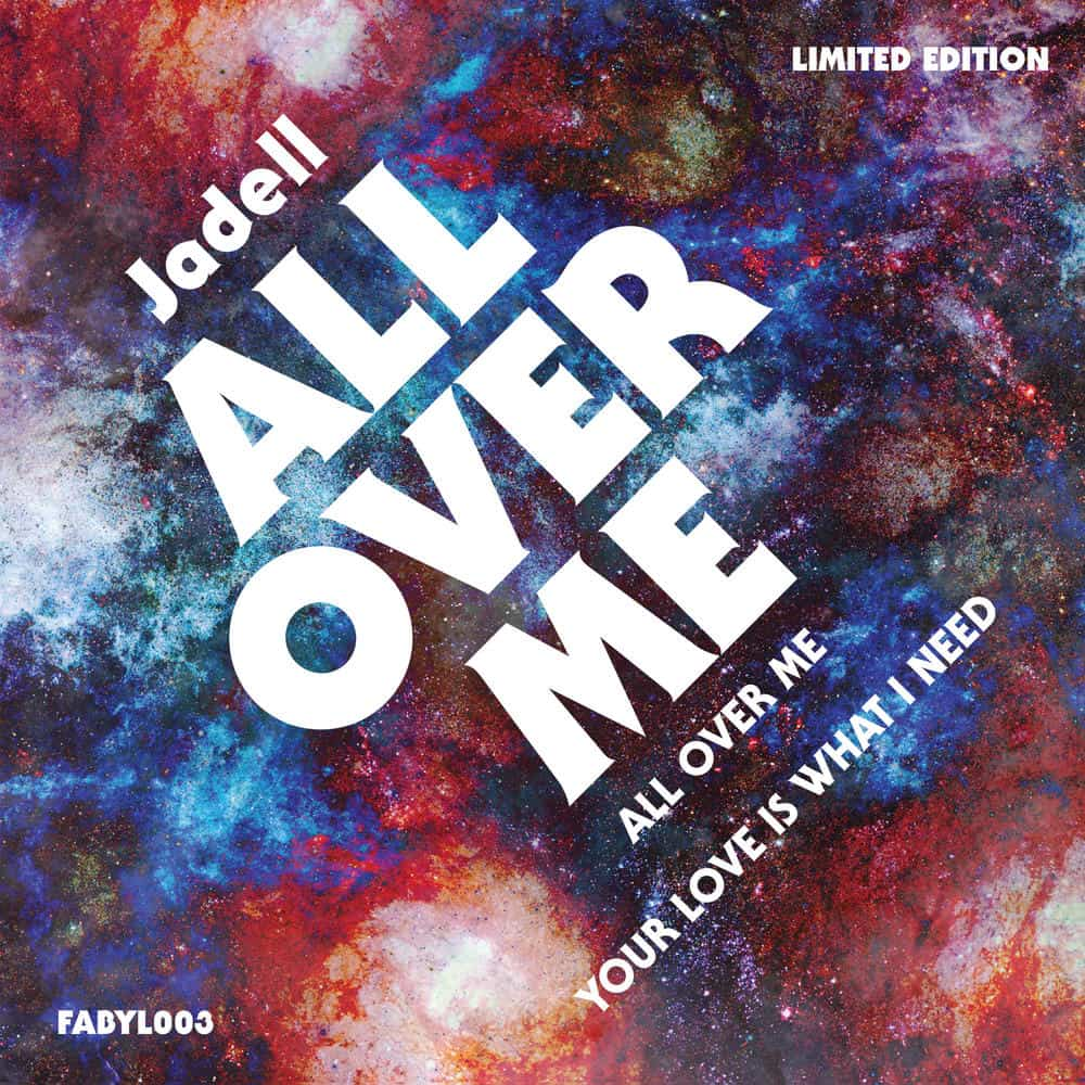 Buy Online Jadell - All Over Me (Single Download)