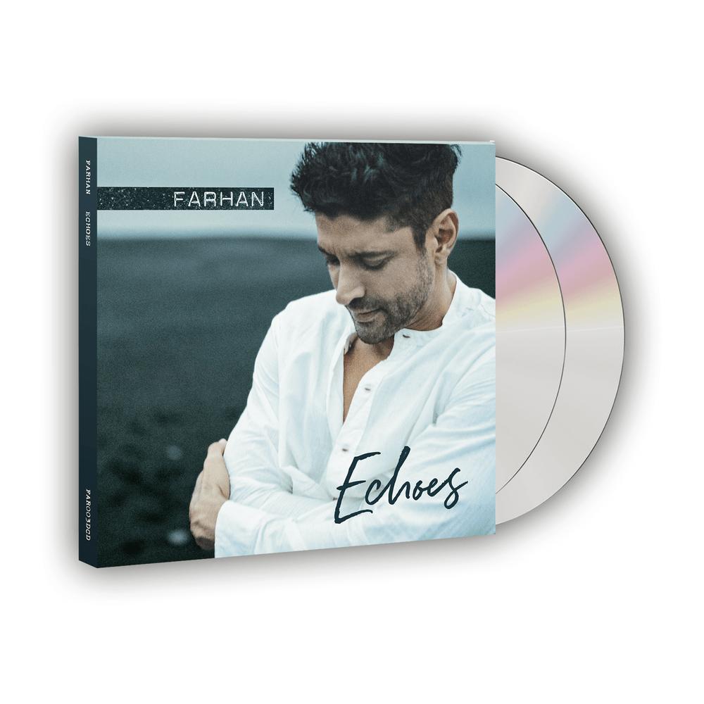 Buy Online Farhan - Echoes Deluxe CD/DVD*