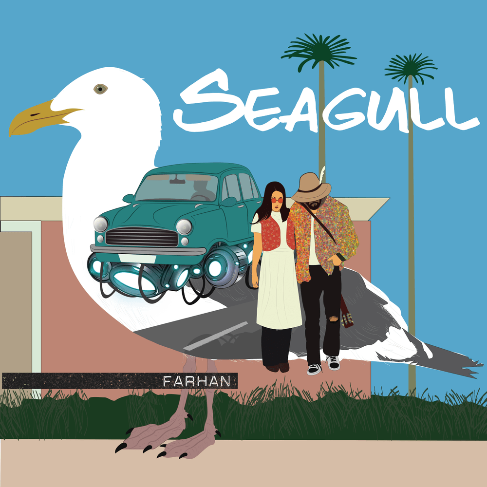 Buy Online Farhan - Seagull (Ash Howes Mix) Digital Single