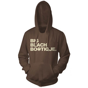 Buy Online Fatboy Slim - Big Beach Bootique Chocolate Hoody