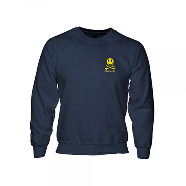Buy Online Fatboy Slim - Navy Sweatshirt