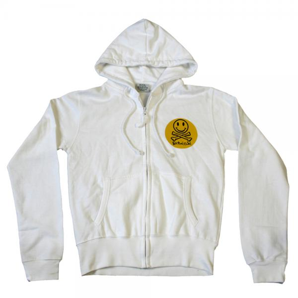 Buy Online Fatboy Slim - Girls White Hoody