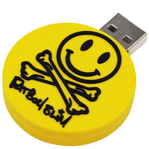 Buy Online Fatboy Slim - SW4 USB Smiley Stick