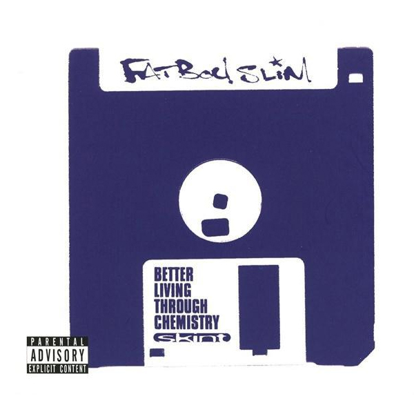Buy Online Fatboy Slim - Better Living Through Chemistry (20th Anniversary Edition) Double Yellow Vinyl 2LP