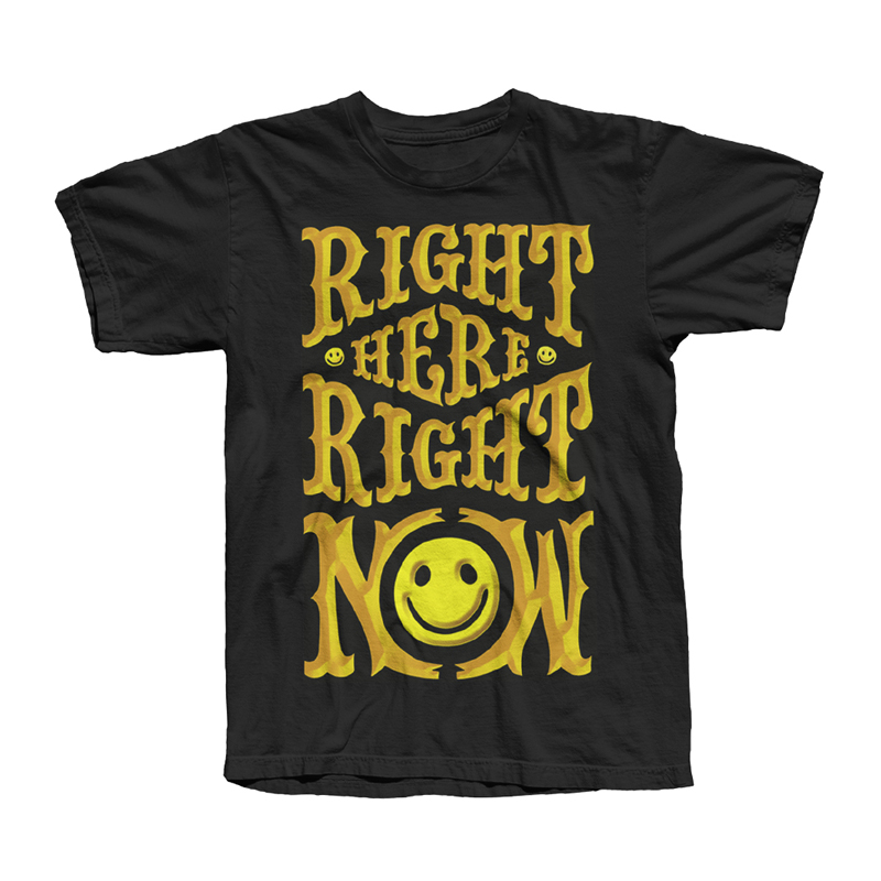 Buy Online Fatboy Slim - Right Here, Right Now T-Shirt