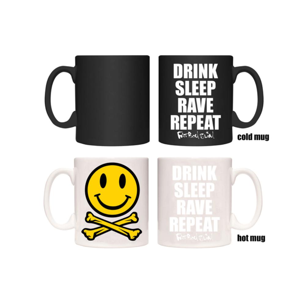 Buy Online Fatboy Slim - Smiley' Magic Mug