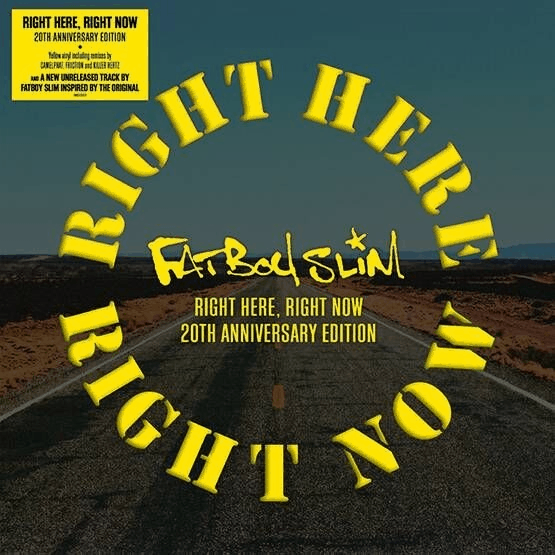 Buy Online Fatboy Slim - Right Here, Right Now Remixes (20th Anniversary Edition)