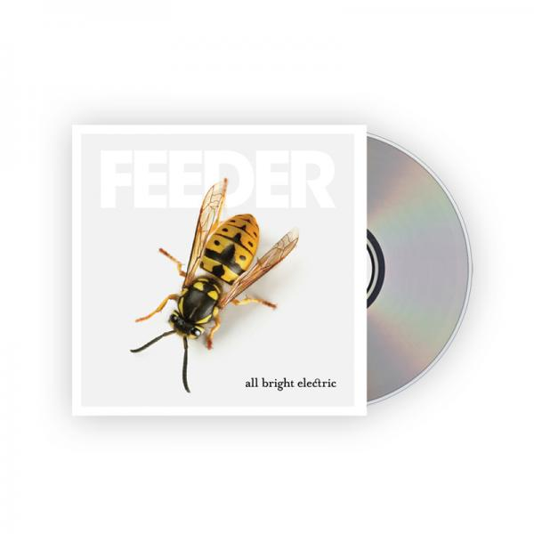 Buy Online Feeder - All Bright Electric CD Album