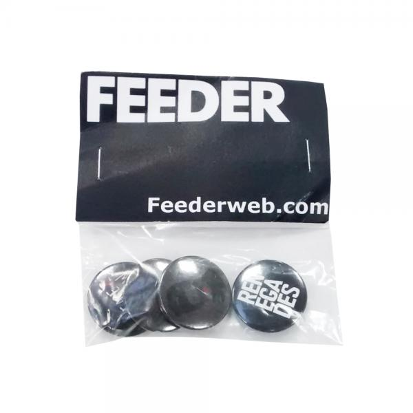 Buy Online Feeder - Renegades Badge Pack