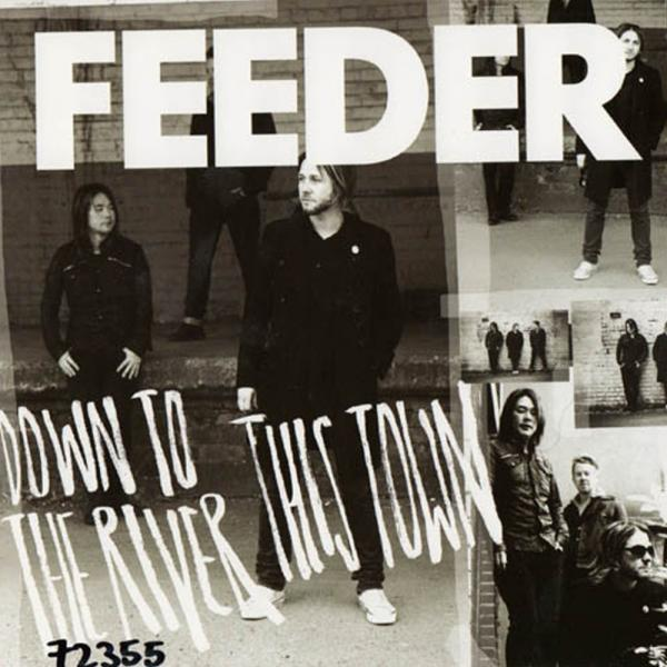 Buy Online Feeder - Down To The River 7-Inch Black Vinyl (Numbered)