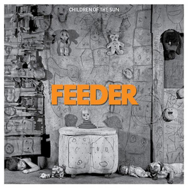 Buy Online Feeder - Children Of The Sun 7-Inch Vinyl