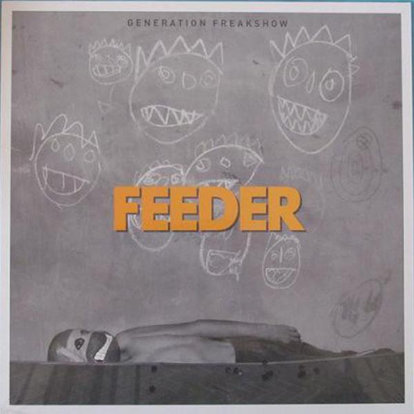 Buy Online Feeder - Generation Freakshow Vinyl LP