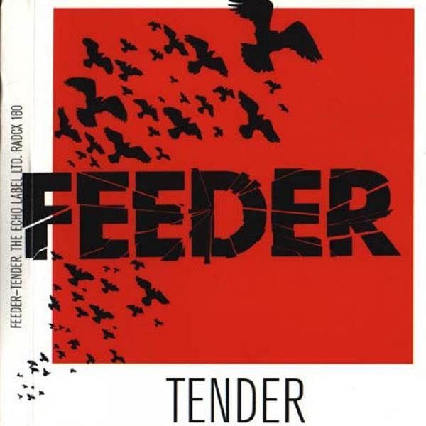 Buy Online Feeder - Tender CD Single