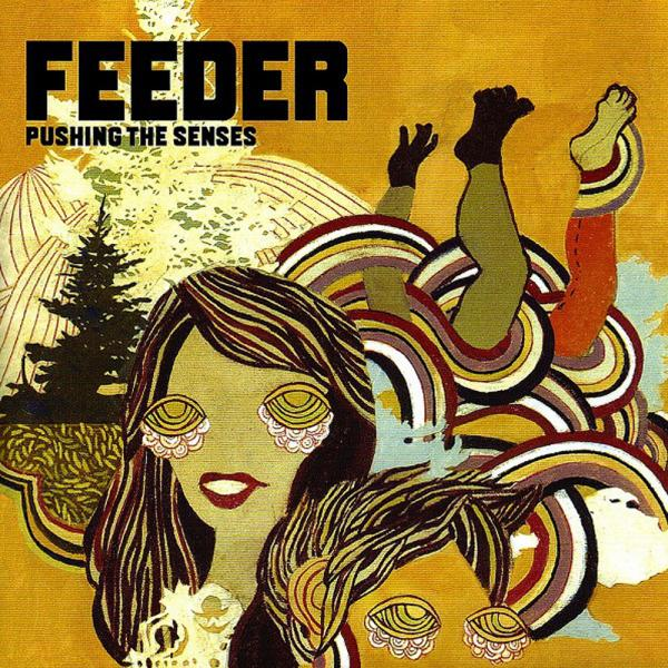 Buy Online Feeder - Pushing The Senses CD Album