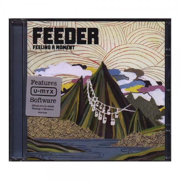 Buy Online Feeder - Feeling A Moment CD Single