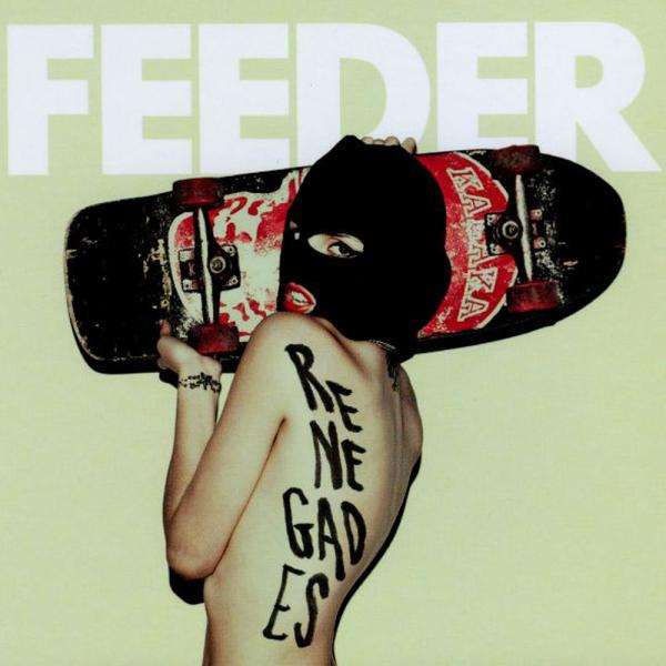 Buy Online Feeder - Renegades CD Book