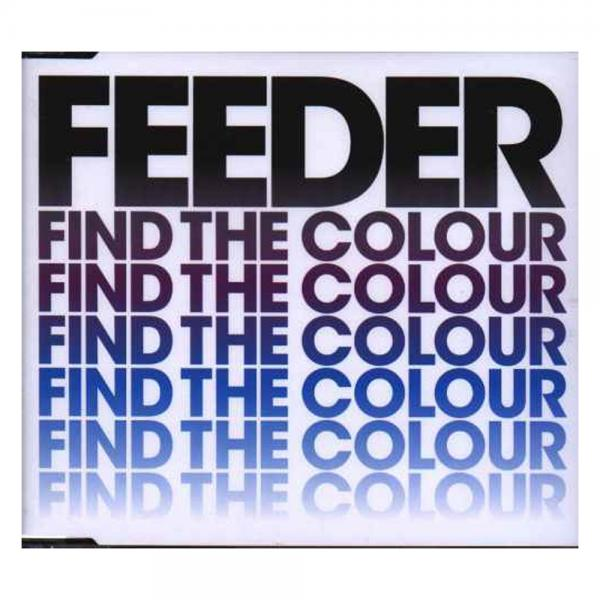 Buy Online Feeder - Find The Colour CD Single
