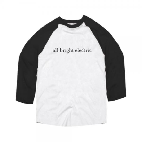 Buy Online Feeder - White/Black All Bright Electric Baseball T-Shirt