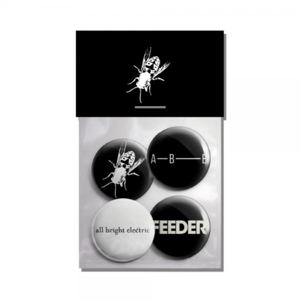 Buy Online Feeder - All Bright Electric Tour Badge Set