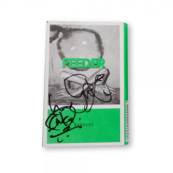 Buy Online Feeder - Borders Cassette Single (Signed)