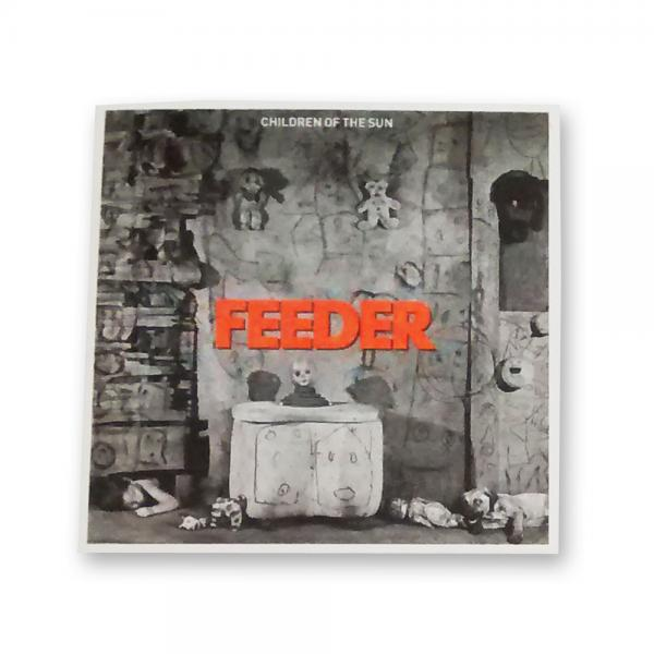 Buy Online Feeder - Children Of The Sun CD Single (Promotional Copy Card Sleeve)